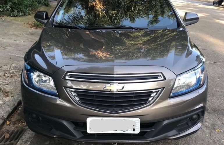 Chevrolet Prisma 1.0 MPFi LT 8v - Foto #1