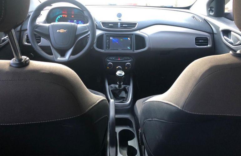 Chevrolet Prisma 1.0 MPFi LT 8v - Foto #5