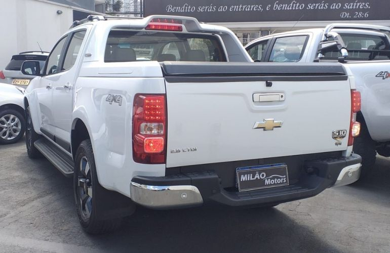 Chevrolet S10 2.8 High Country 4x4 CD 16V Turbo - Foto #4