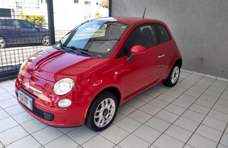 Fiat 500 1.4 Cult 8v - Foto #1