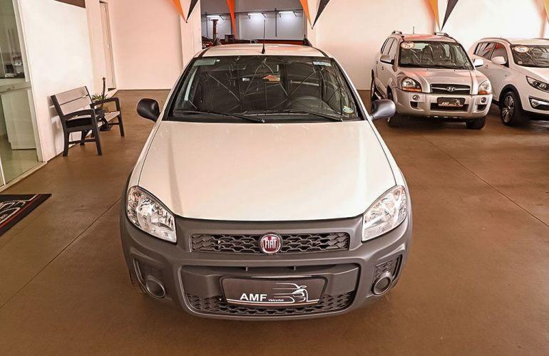 Fiat Strada 1.4 MPi Hard Working CE 8v - Foto #1
