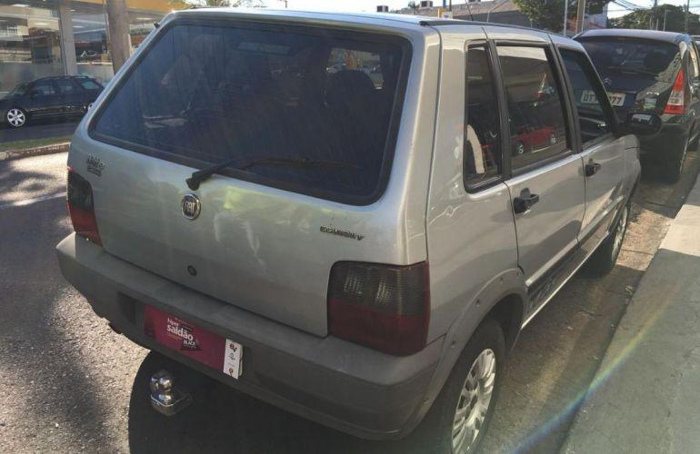 Fiat Uno 1.0 MPi Mille Way Economy 8v - Foto #6