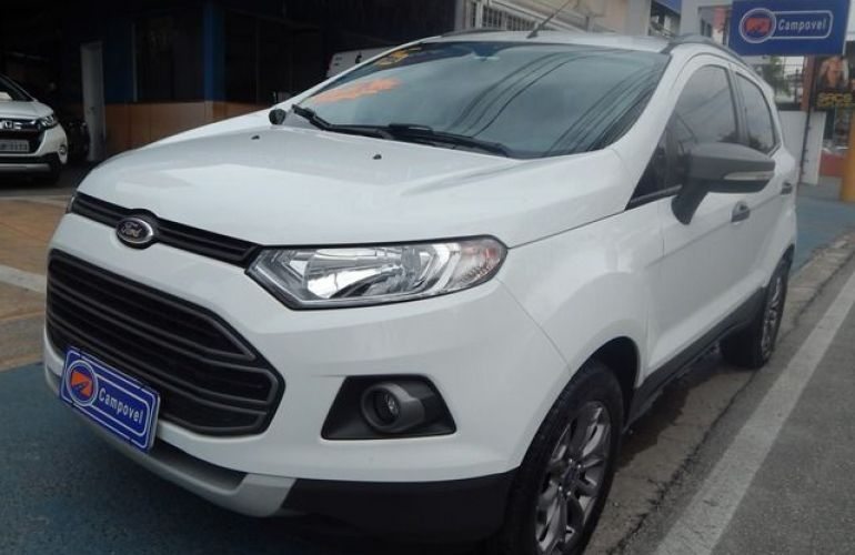 Ford Ecosport Freestyle 2.0 16V (Flex) - Foto #2