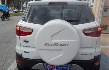 Ford Ecosport Freestyle 2.0 16V (Flex) - Foto #7