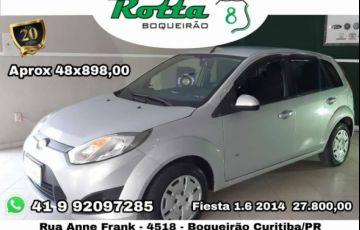Ford Fiesta 1.6 MPI 8V