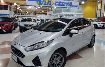 Ford Fiesta 1.6 Tivct Sel - Foto #1