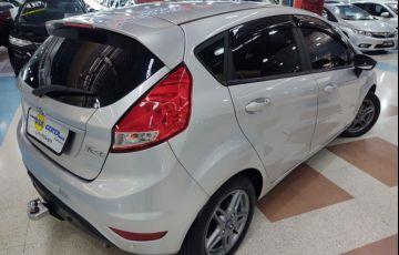 Ford Fiesta 1.6 Tivct Sel - Foto #3
