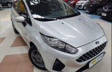 Ford Fiesta 1.6 Tivct Sel - Foto #4