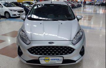 Ford Fiesta 1.6 Tivct Sel - Foto #7