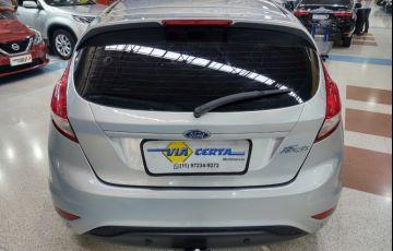 Ford Fiesta 1.6 Tivct Sel - Foto #9
