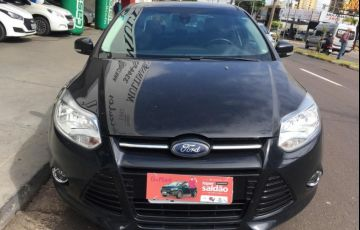 Ford Focus 2.0 Titanium Sedan 16v
