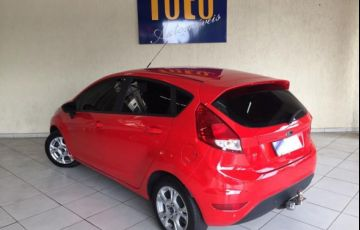 Ford New Fiesta SEL PowerShift 1.6 16v - Foto #3