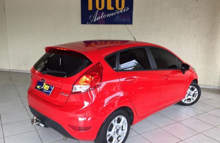 Ford New Fiesta SEL PowerShift 1.6 16v - Foto #4