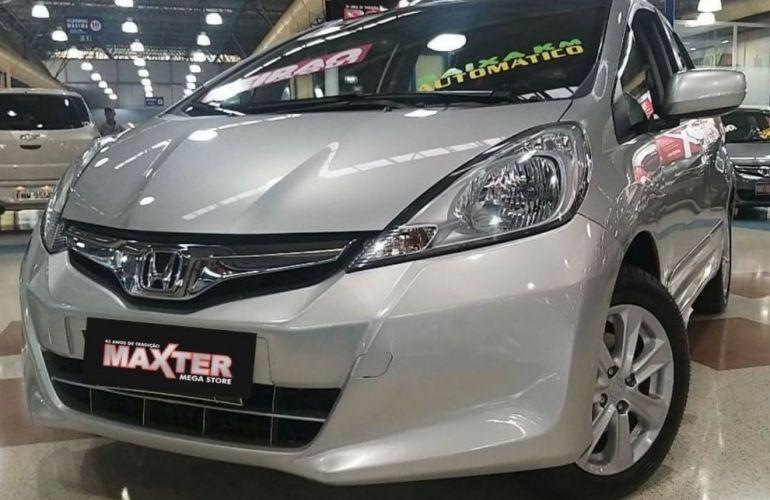 Honda Fit 1.4 LX 16v - Foto #3