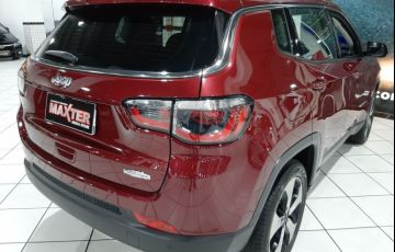 Jeep Compass 2.0 16V Longitude - Foto #10