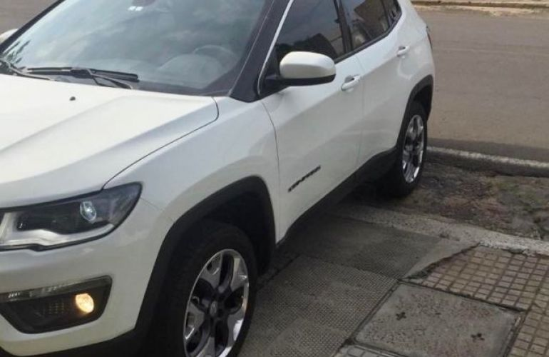 Jeep Compass Longitude AT9 4x4 2.0 16V Turbo Diesel - Foto #3