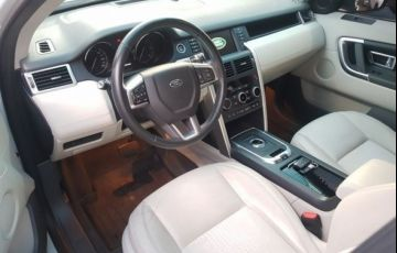 Land Rover Discovery Sport 2.0 16V Td4 Turbo Se - Foto #5