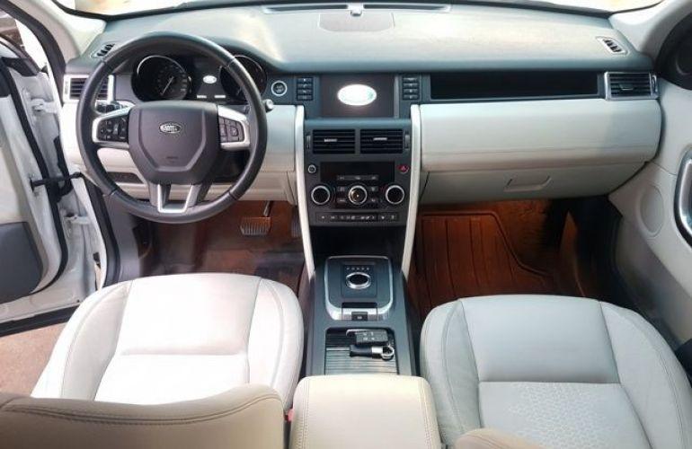 Land Rover Discovery Sport 2.0 16V Td4 Turbo Se - Foto #8
