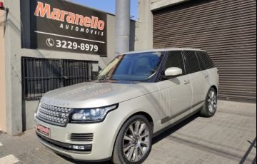 Land Rover Range Rover Vogue 4.4 Sdv8 4x4 Turbo