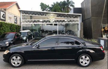 Mercedes-Benz S 500 5.5 L Sedan V8