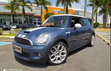 Mini Cooper 1.6 S John Cooper Works 16V Turbo