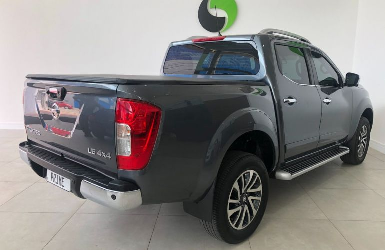 Nissan Frontier 2.3 16V Turbo Le CD 4x4 - Foto #6