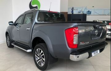 Nissan Frontier 2.3 16V Turbo Le CD 4x4 - Foto #8