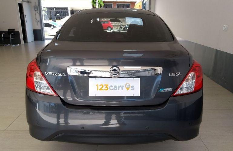 Nissan Versa 1.6 16 Flexstart Sl - Foto #5