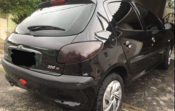 Peugeot 206 Hatch. Soleil 1.0 16V - Foto #3