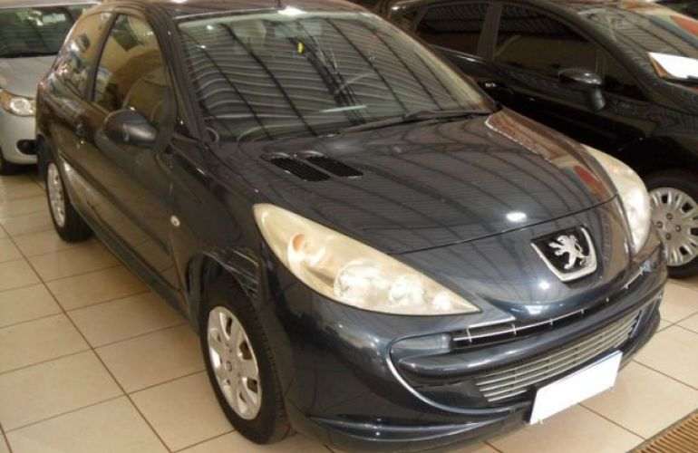 Peugeot 207 XR 1.4 8V Flex - Foto #3