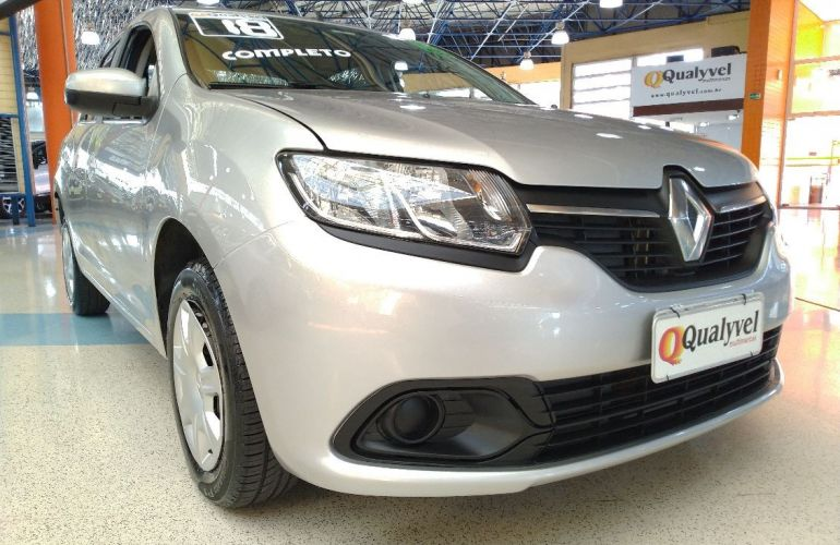 Renault Logan 1.0 12v Sce Expression - Foto #3