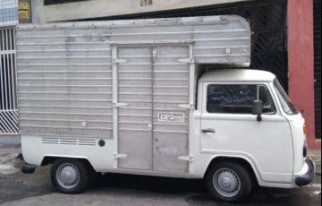 Volkswagen Kombi Pick-Up 1.6 (cab. simples) - Foto #6