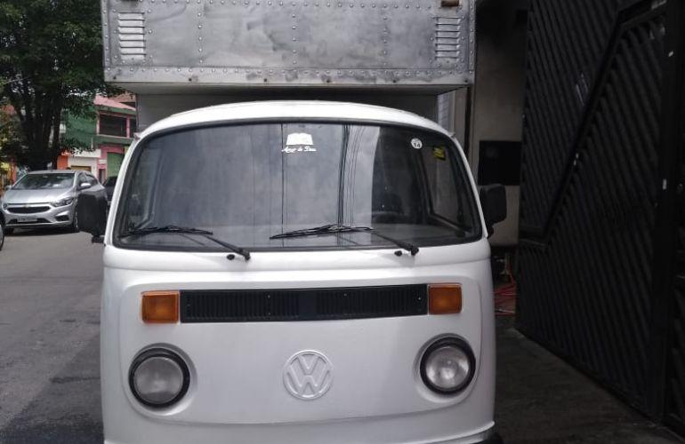 Volkswagen Kombi Pick-Up 1.6 (cab. simples) - Foto #7