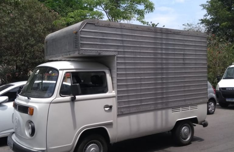 Volkswagen Kombi Pick-Up 1.6 (cab. simples) - Foto #8
