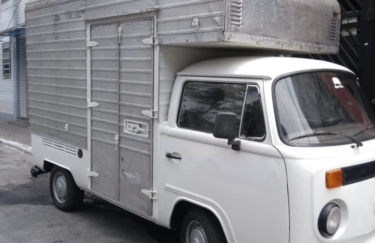 Volkswagen Kombi Pick-Up 1.6 (cab. simples) - Foto #9
