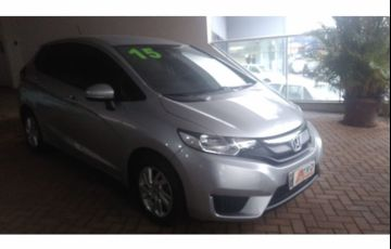 Honda Fit 1.5 16v LX (Flex)