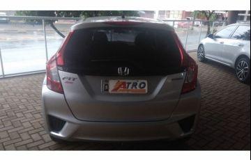 Honda Fit 1.5 16v LX (Flex) - Foto #4