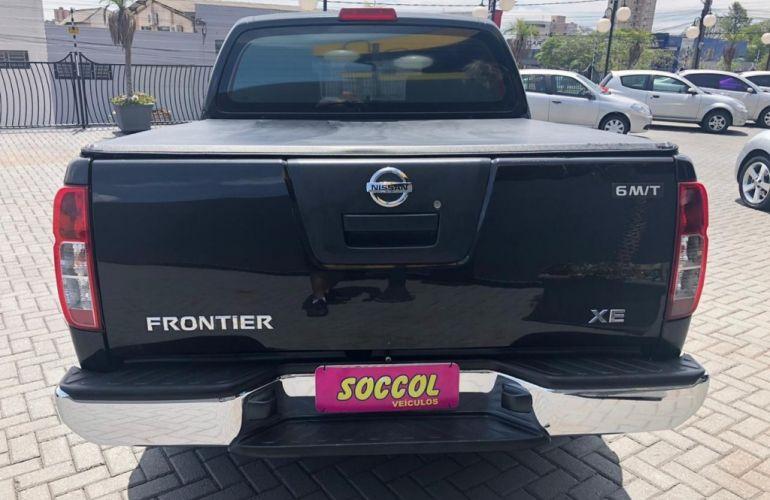 Nissan Frontier XE 4x2 2.5 16V (cab. dupla) - Foto #10