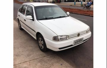 Volkswagen Gol CL 1.6 MI (Gasolina) - Foto #1