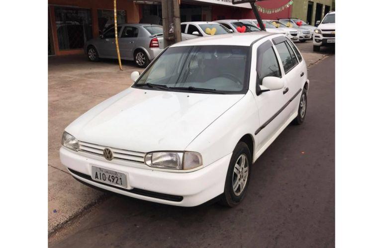 Volkswagen Gol CL 1.6 MI (Gasolina) - Foto #2