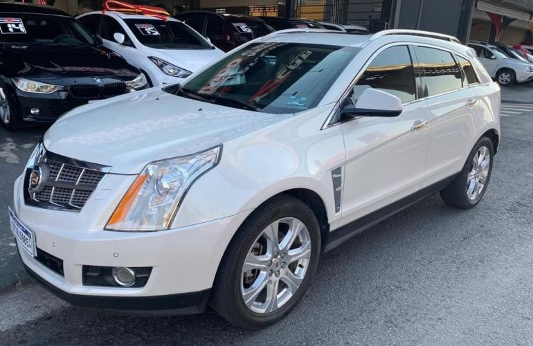 Cadillac Srx 3.6 Premium Collection AWD V6 - Foto #3