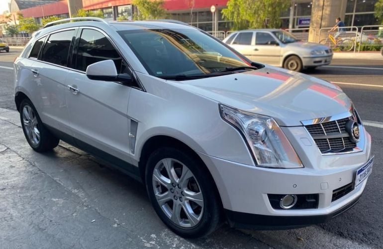 Cadillac Srx 3.6 Premium Collection AWD V6 - Foto #4