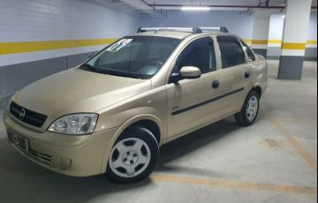 Chevrolet Corsa 1.0 MPFi Joy Sedan 8v