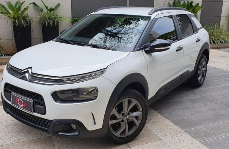 Citroën C4 Cactus 1.6 VTi 120 Feel Eat6 - Foto #1