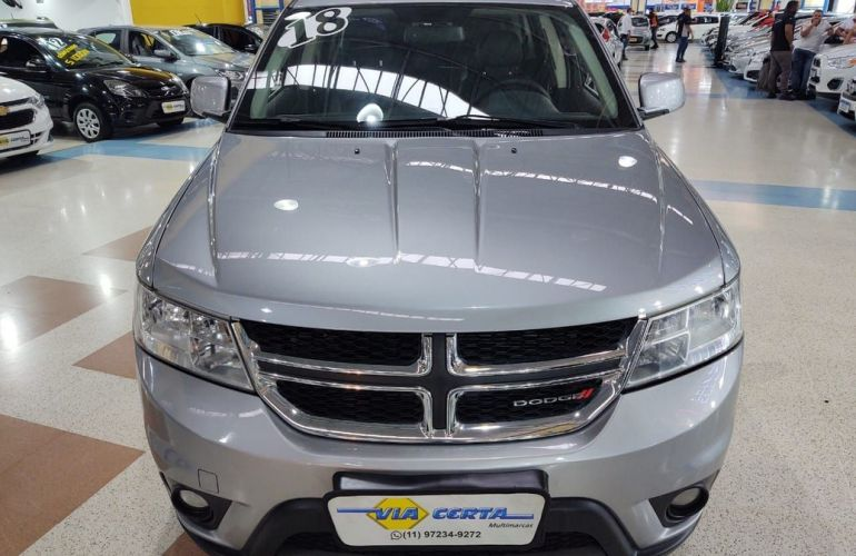 Dodge Journey 3.6 Rt V6 - Foto #7