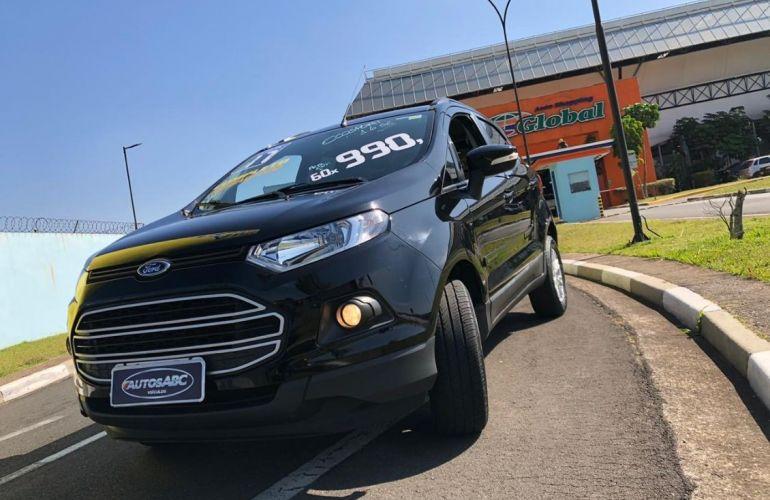 Ford Ecosport 1.6 SE 16v - Foto #4