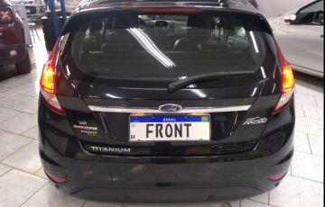 Ford Fiesta 1.6 Titanium Hatch 16v - Foto #6