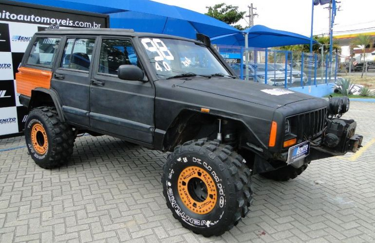 Jeep Cherokee 4.0 Sport 4x4 12v - Foto #4