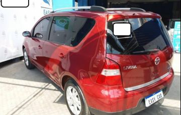 Nissan Livina 1.6 S 16v - Foto #6