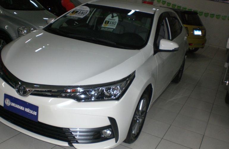 Toyota Corolla 1.8 GLi Upper Multi-Drive (Flex) - Foto #3